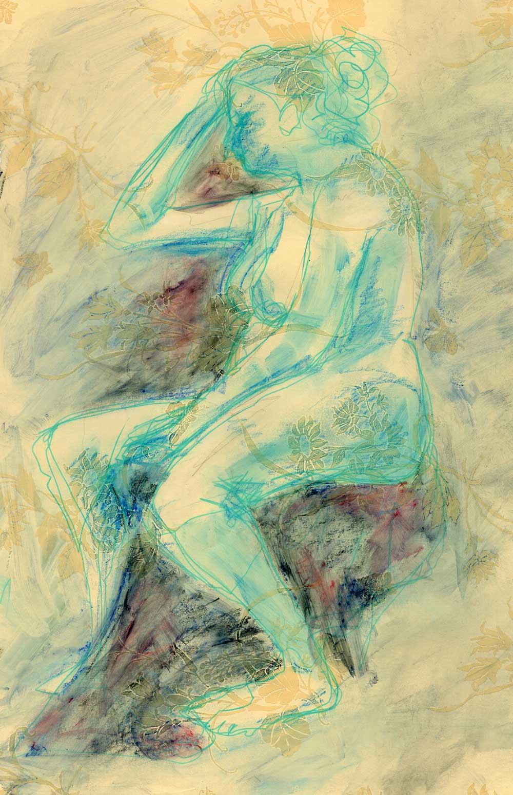 Another Full day of Life Drawing
